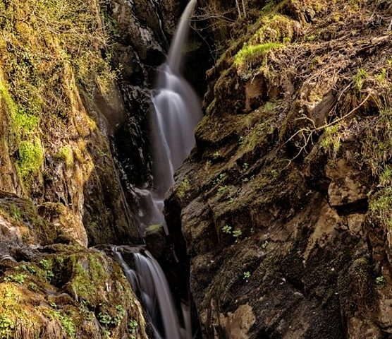 Aira Force Waterfall - The Lake District