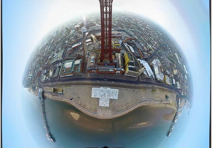 Blackpool Tower 360