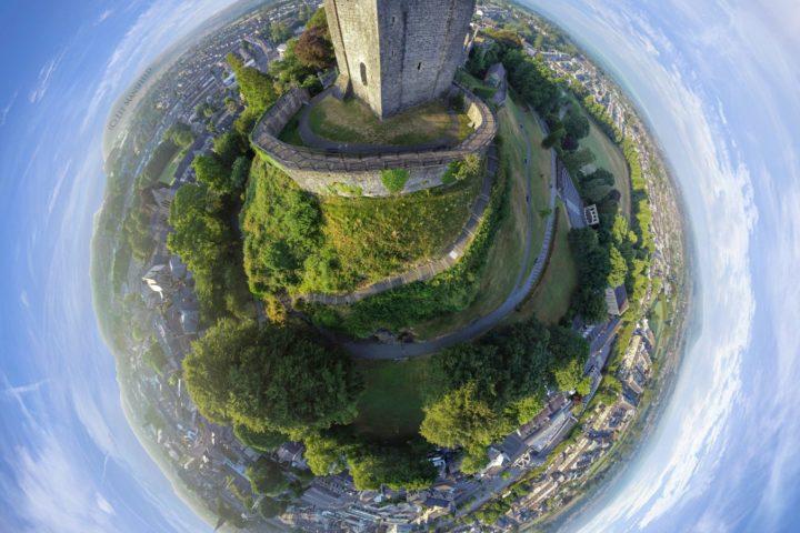 Clitheroe Castle - 360°