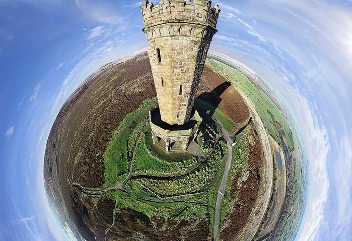 Darwen Tower 360