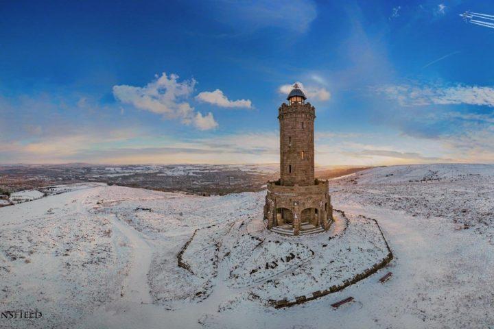 Darwen Tower - Landscape