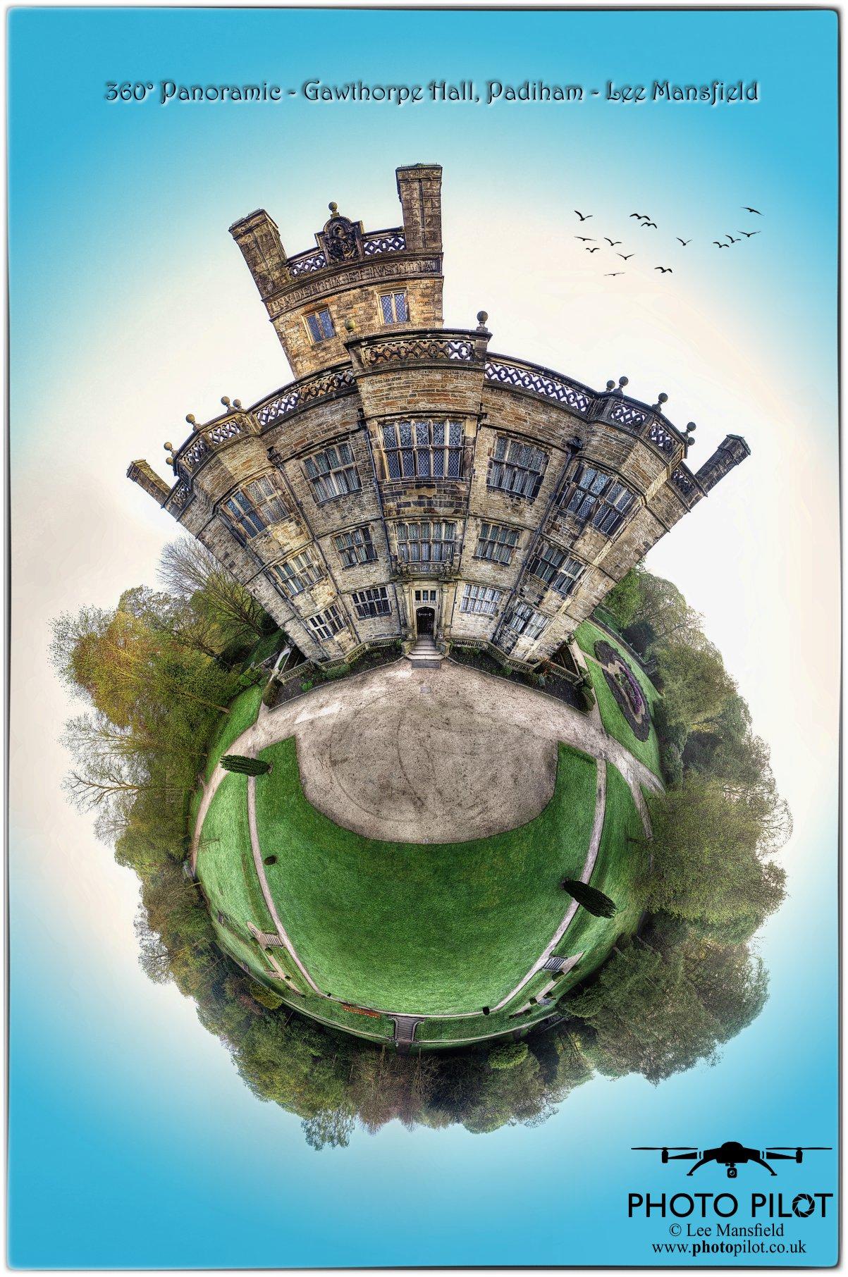 Gawthorpe Hall 360