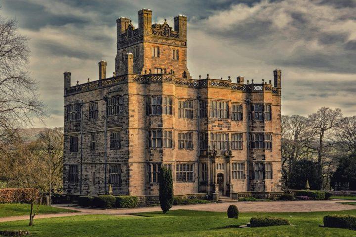 Gawthorpe Hall - Burnley