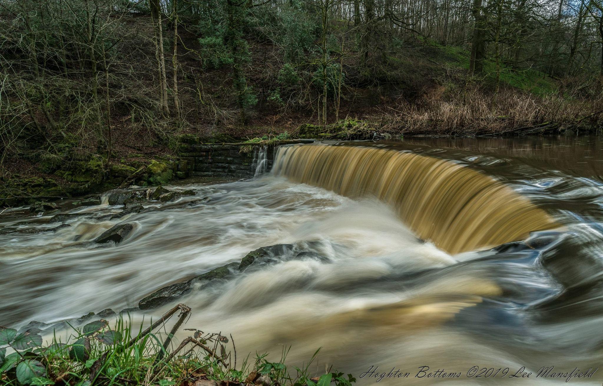 Hoghton Bottoms Weir, Chorley
