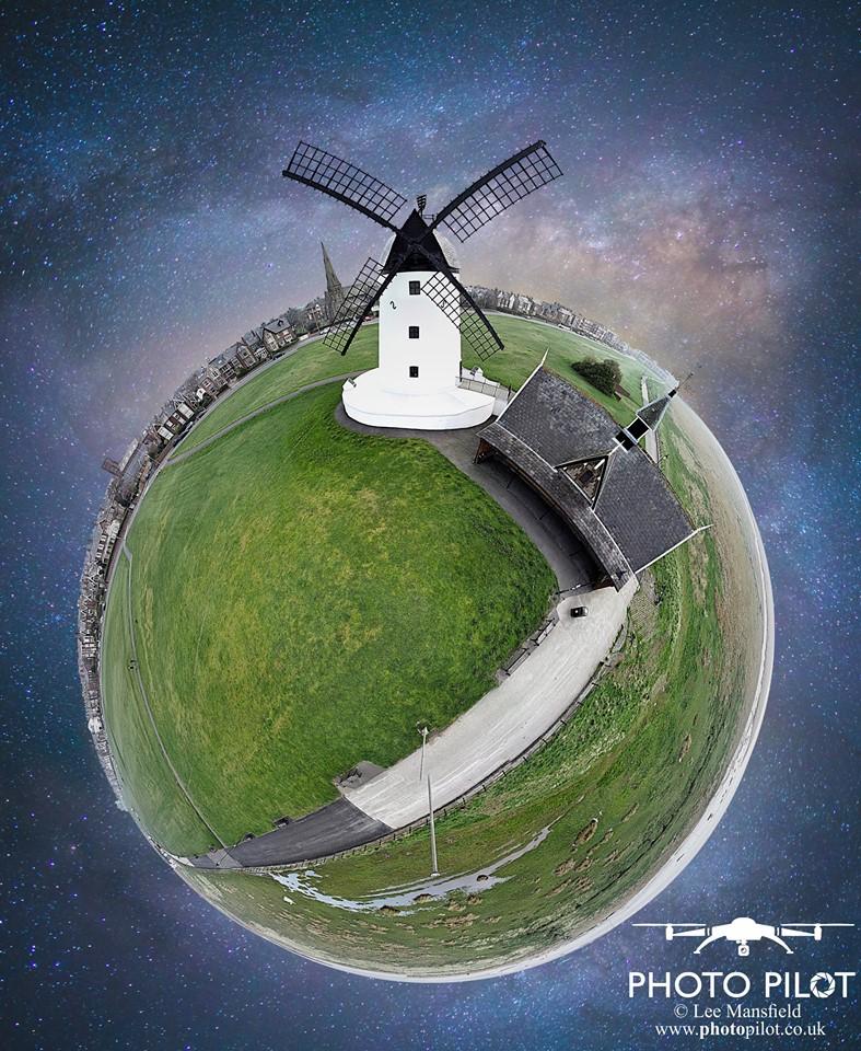 Lytham Windmill - Astro