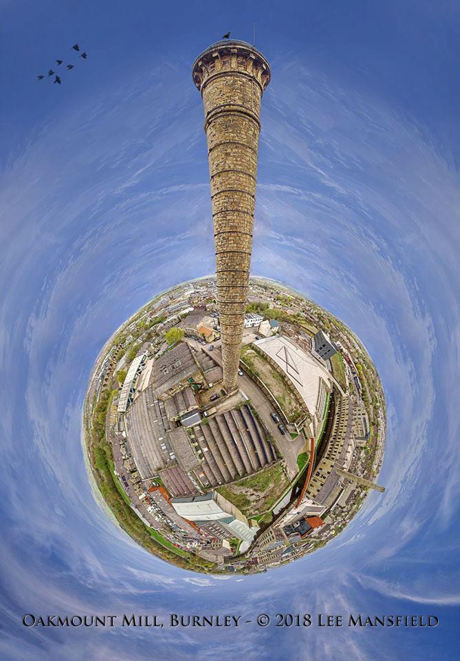 Oakmount Mill, Burnley - 360 Panoramic
