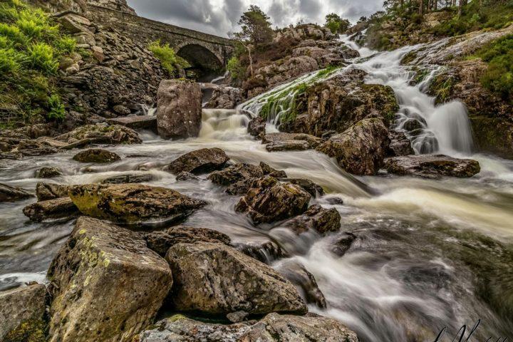 Ogwen Falls, North Wales