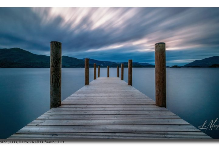 Ashness Jetty - Blue Hour