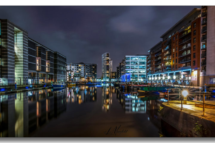 Leeds Clarence Dock (landscape)