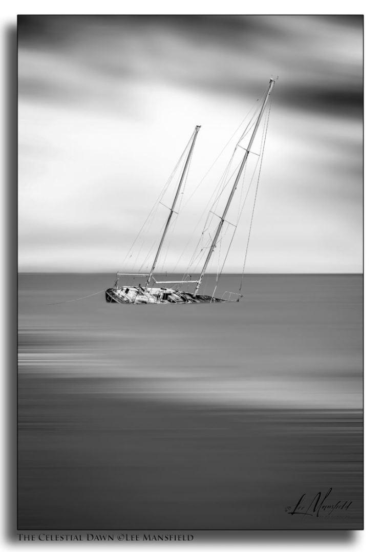 Shipwreck Fine Art