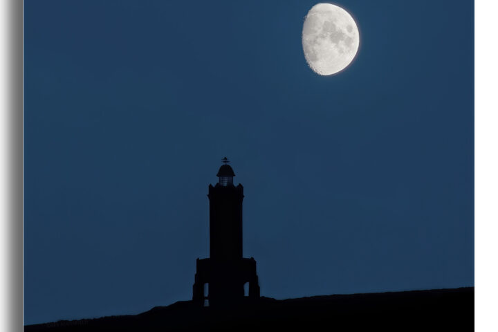 Darwen Tower Hunters Moon