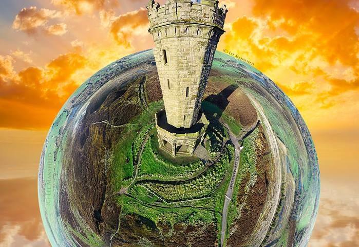 Darwen Tower 360 - Sunrise
