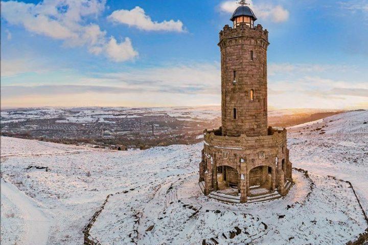 Darwen Tower - Portrait