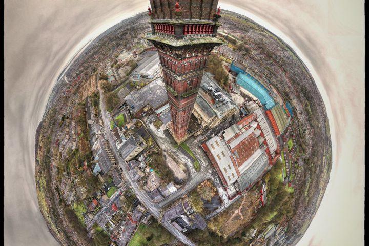 India Mill 360 - Darwen