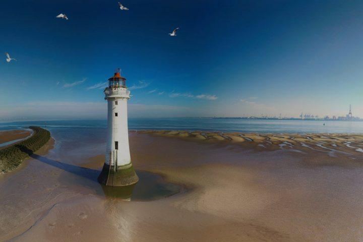 New Brighton Lighthouse - Perch Rock