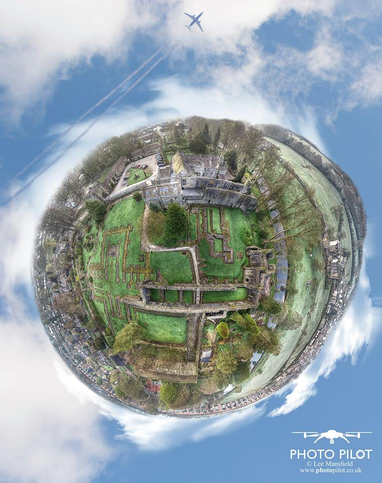 Whalley Abbey - 360