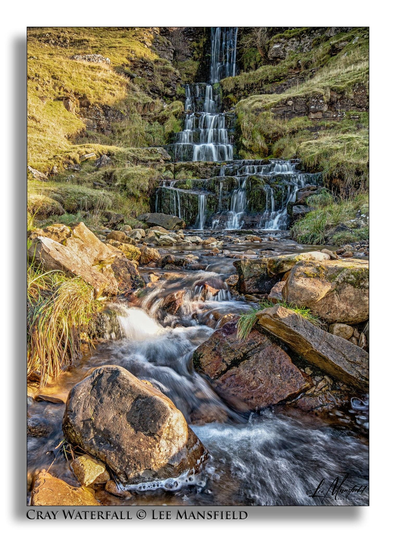 Cray Falls Waterfall