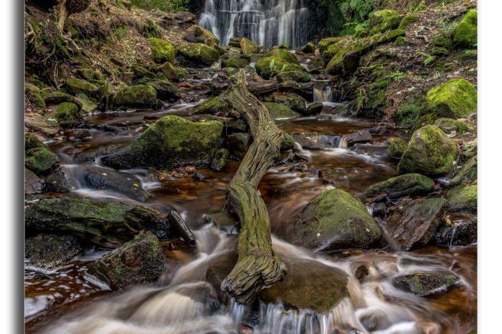 Tigers Clough Waterfall