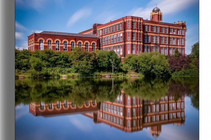 Coppull Mill, Chorley